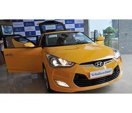 Bán xe Hyundai Veloster giá xe tốt nhất SG tại Hyundai An Sương 113 Trường Chinh Quận 12.