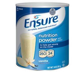Sữa Ensure 397g xách tay từ Mỹ: cho người già và trẻ trên 4 tuổi