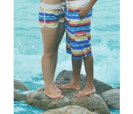 Quần đôi và quần hoa đi biển :X:X:X