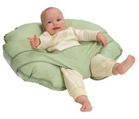 Gối đa năng cho mẹ và bé, Gối tập ngồi cho bé