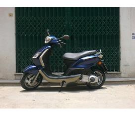 Bán xe FLY PIAGIO nhập khẩu màu xanh biển HN