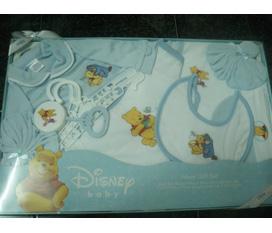 Hộp quà tặng xinh xắn của Disney hàng xách tay của Mỹ made in Thailand gấu Pooh dành cho các bé 1 tuổi