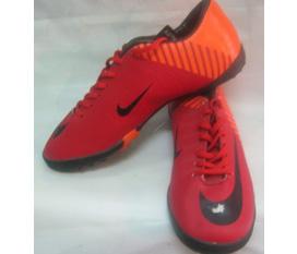 Giày đá bóng sân cỏ nhân tạo NIKE Mercurial mẫu mã đẹp, chất lượng tốt, giá cả cạnh tranh nhất trên thị trường