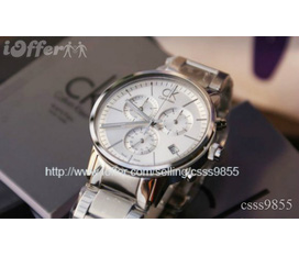Đồng hồ Calvin Klein Post Minimal Silver Dial Men s Watch còn 1 chiếc duy nhất