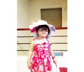 Váy đầm em bé Thailand