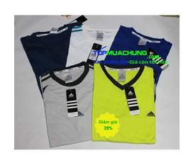 Áo phông thể thao nam chính hãng của Adidas sản xuất tại Indonesia, hàng chất, giá cực tốt, Giảm giá tới 50%. Mua ngay