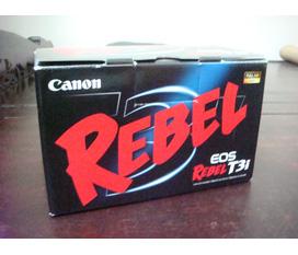 Bán body Canon T3i 600D new 100%