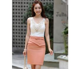 Chân váy cao cấp hiệu Dressroom made in Korea