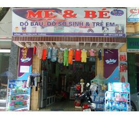 Cửa hàng MẸ và BÉ 394 Tôn Đức Thắng An Đồng