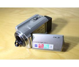 Bán máy quay ổ cứng Sony Handycam SR88 HDD 120gb