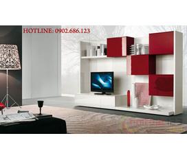 Kệ tivi hiện đại, sang trọng với nội thất 123