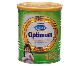 Sữa Dielac Optimum, Dielac Alpha, Dielac Pedia của Vinamilk. Gía tốt, giao hàng tận nơi