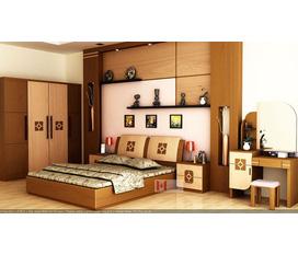 Nội Thất Hương Linh giường gỗ cao cấp giá xuất xưởng