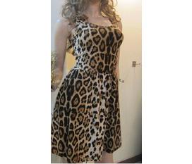 Váy Da báo, áo váy nhiều màu sắc