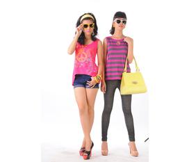 Hot Hot, Váy, áo thun, áo đôi siêu xinh, rất nhiều mẫu quần áo thời trang sắc hè rực rỡ cho tất cả các nàng