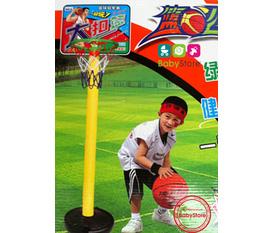 Trò chơi bóng rổ phát triển chiều cao cho bé yêu