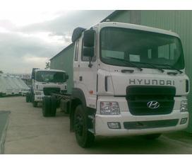 Xe ô tô tải Hyundai HD170 8,5 tấn,Bán xe tải Hyundai 8,5 tấn thùng kín,thùng bạt,gắn cẩu Unic Soosan,Xe tải Hyundai HD17