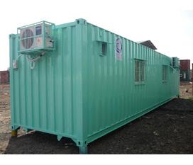 Mua, bán và cho thuê container các loại