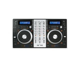 Thiết bị Numark MixDeck Express Premium DJ Controller with CD and USB Playback