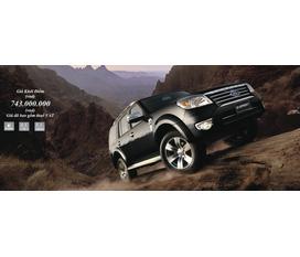 Ford everest, cơ hội vàng sở hữu ngay với giá và lãi suất ưu đãi từ ford việt nam
