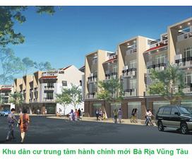 Bán nhà phố dự án Lan Anh 4 Đường Võ Văn Kiệt BRVT