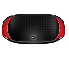 Loa không dây Logitech Mini Boombox for Smartphones, Tablets and Laptops Red