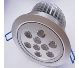 Đèn LED âm trần các loại