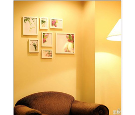 Trang trí nhà bằng khung ảnh phong cách Châu âu