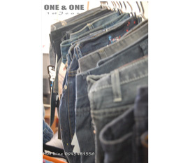 One One : Jeans ThaiLand hàng chất New 20/07/2012