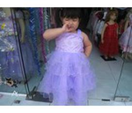 Đầm Voal Cho Bé