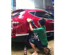 Dán phim cách nhiệt cao cấp tặng đánh bóng xe , dọn máy ,rửa gầm , vệ sinh nội thất bằng hoá chất 3M,Sonax .USA.....