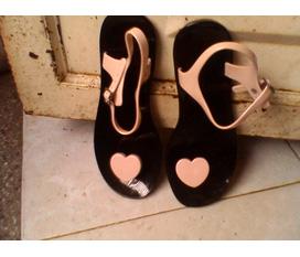 Tuyển tập giày nhựa xỏ ngón xinh yêu made in thailand dưới gót