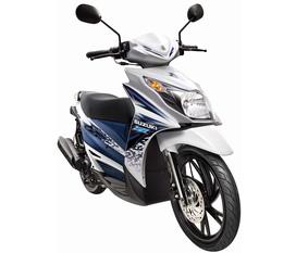 Các bạn trẻ ơi Đến Suzuki Khang Thịnh để rinh cho mình chiếc xe Hayate SS thế hệ mới
