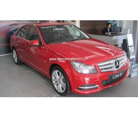 Mercedes C200 giá thấp nhất, Mercedes C200 2012 dịch vụ tốt nhất, Mercedes C200 đủ màu giao ngay