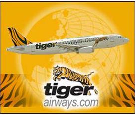 Tiger Airways khuyến mại vé máy bay đi Hyderabad, Perth, Singapore