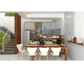 Phòng bếp đẹp, thiết kế nội thất phòng bếp, không gian thân thiện và ấm áp của gia đình bạn, nội thất G9 Việt Nam