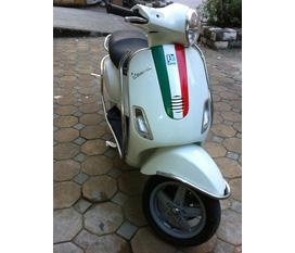 Cần bán xe Lx Piaggio nhập khẩu 150 màu trắng biển 29