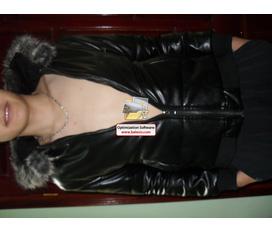 Bán áo da,áo nỉ,áo bò lông,áo gió nam mới mặc vài lần và có ảnh thật đây