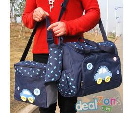 TÚI XÁCH CHO MẸ và BÉ. Trọn bộ túi xách gồm 04 món giá chỉ từ 199.000đ. Chỉ có ở DealZone.vn