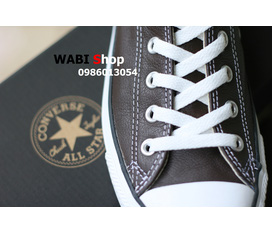 WABI SHOP: Bán giầy converse VNXK chuẩn 100% địa chỉ ngõ 20 Kim Giang Thanh Xuân HN