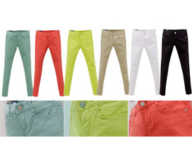 Skinny jeans Made in KOREA 100% đồng giá 800k