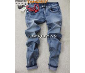 Quần Jean Nam Quần Jean Skinny Nam TamRubyShop