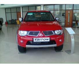 Bán xe Mitsubishi Triton GLS, Triton GLS xe bán tải tốt nhất, Xe bán tải Mitsubishi Triton tại Hà Nội
