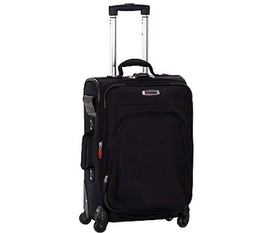 Va li cao cấp Carry On Suiter Helium Contour EZ Glide by Delsey Luggage