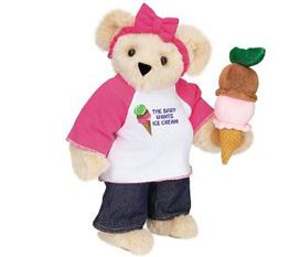 Thú bông Melissa Doug Jumbo Brown Teddy Bear Plush , hàng chính hãng , nhập khẩu trực tiếp tại Mỹ,an toàn cho trẻ