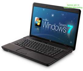 Bán laptop HP Core2 Dual 2x2.0G, R2G, 250G, Wifi Webcam Bluetooth, giá rẻ 5,7tr