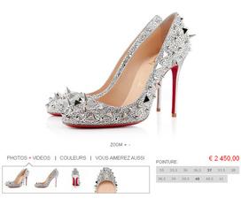 Giầy hiệu cao cấp Christianl Luboutin , Salvatore F, Gucci rất nhiều mẫu cho bạn chọn lựa tại OW Store
