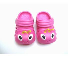 Giày dép nhựa siêu mềm cho bé