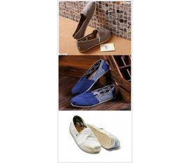 Toms. Giày Mùa Thu