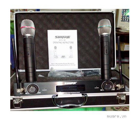 Micro không dây cao cấp, chất lượng tốt Shure Beta89C